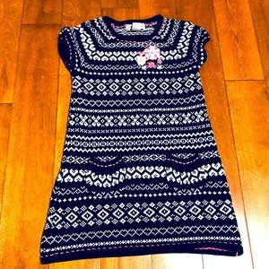 👧💖Adorable sweat dress for 3T